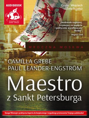 cover image of Maestro z Sankt Petersburga