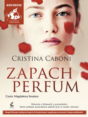 cover image of Zapach perfum