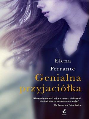 cover image of Genialna przyjaciółka