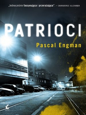 cover image of Patrioci