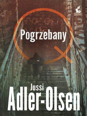 cover image of Pogrzebany
