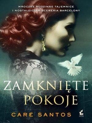 cover image of Zamknięte pokoje