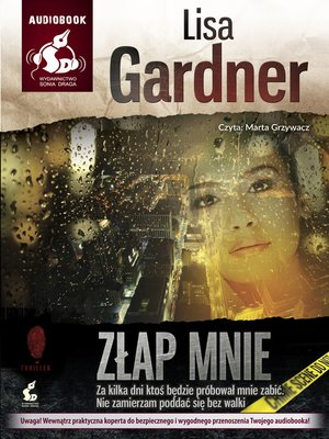 cover image of Złap mnie