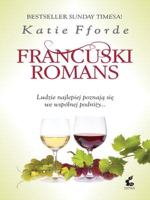 cover image of Francuski romans