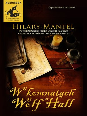 cover image of W komnatach Wolf Hall
