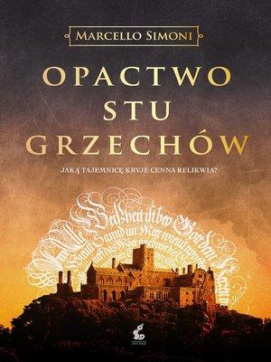 cover image of Opactwo stu grzechów