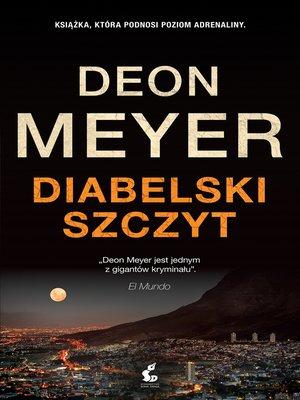 cover image of Diabelski szczyt