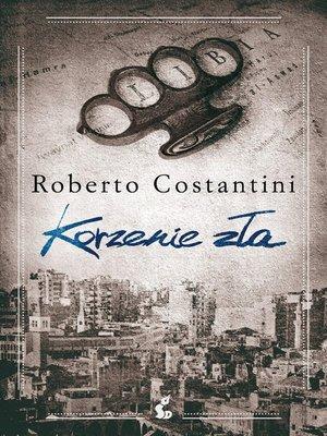 cover image of Korzenie zła