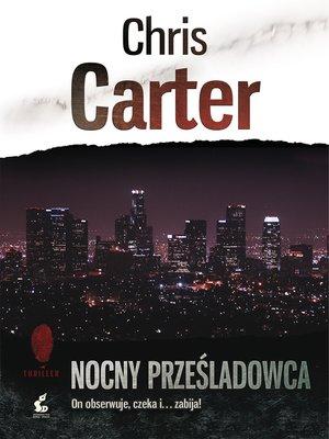 cover image of Nocny prześladowca