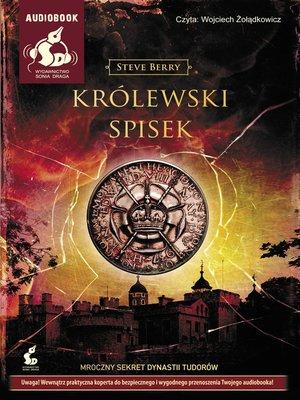 cover image of Królewski spisek