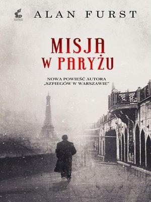 cover image of Misja w Paryżu