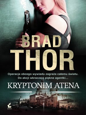 cover image of Kryptonim Atena