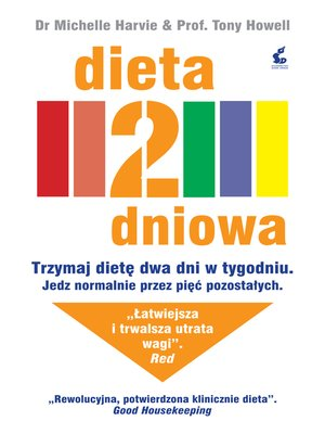 cover image of Dieta 2-dniowa