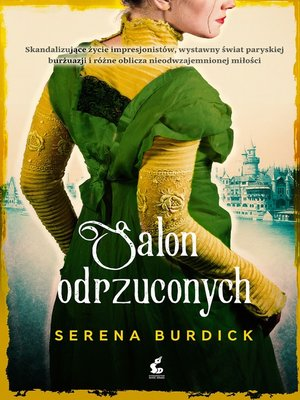 cover image of Salon odrzuconych