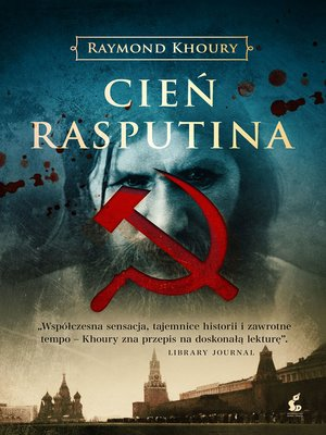 cover image of Cień Rasputina