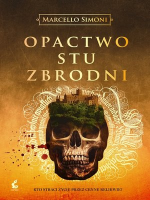 cover image of Opactwo stu zbrodni