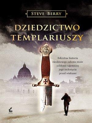 cover image of Dziedzictwo templariuszy