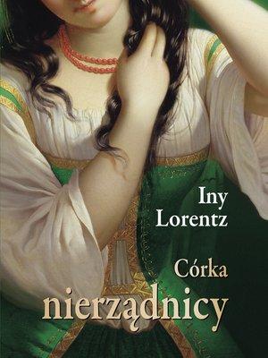 cover image of Córka nierządnicy