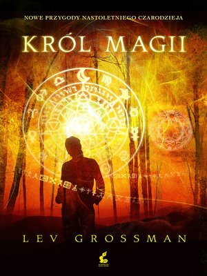 cover image of Król magii