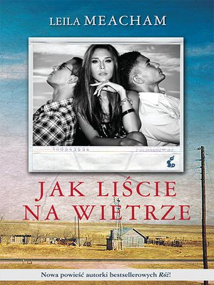 cover image of Jak liście na wietrze