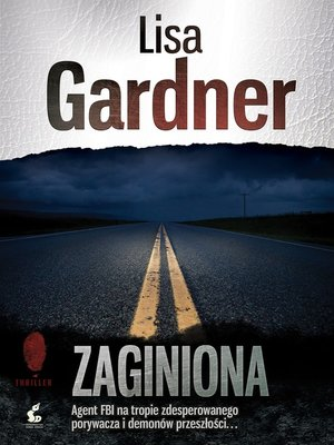 cover image of Zaginiona