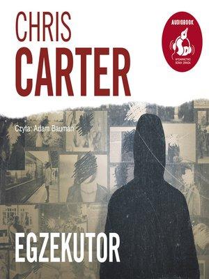 cover image of Egzekutor