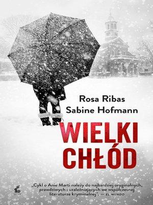 cover image of Wielki chłód