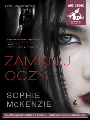 cover image of Zamknij oczy