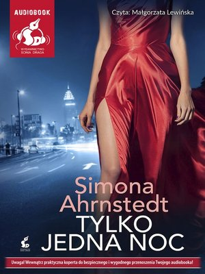 cover image of Tylko jedna noc