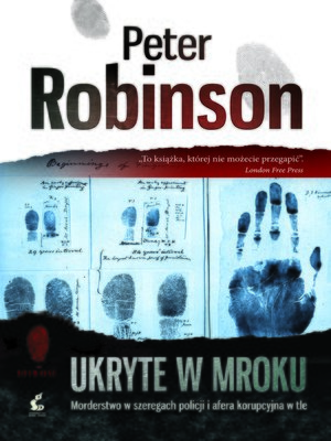 cover image of Ukryte w mroku