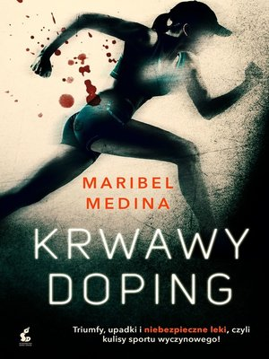cover image of Krwawy doping