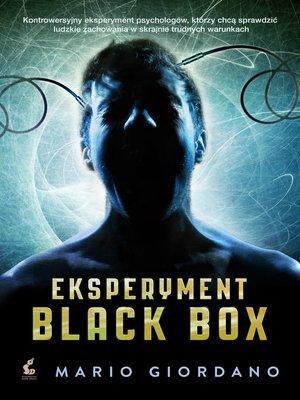 cover image of Eksperyment Black Box