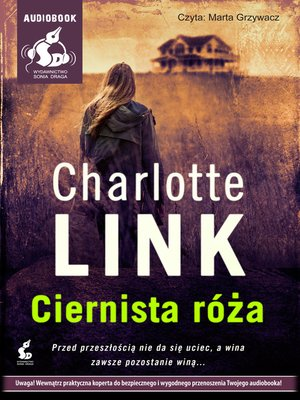 cover image of Ciernista róża