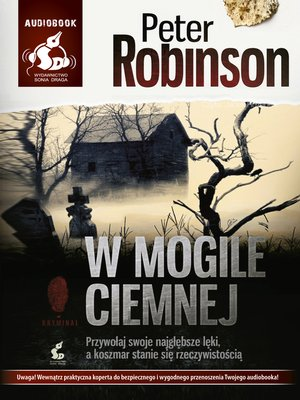 cover image of W mogile ciemnej