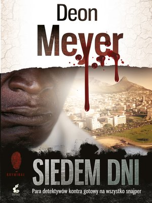 cover image of Siedem dni