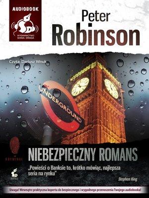 cover image of Niebezpieczny romans