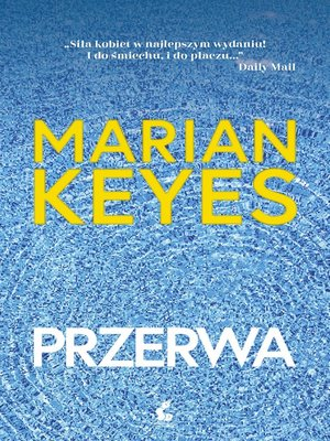 cover image of Przerwa