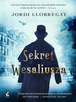 cover image of Sekret Wesaliusza