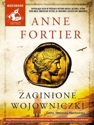 cover image of Zaginione wojowniczki
