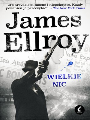 cover image of Wielkie nic