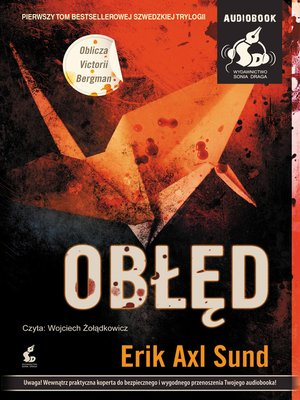 cover image of Obłęd