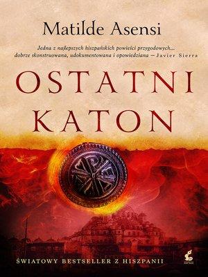 cover image of Ostatni katon