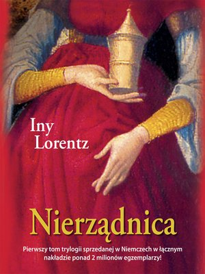 cover image of Nierządnica