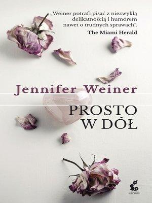 cover image of Prosto w dól