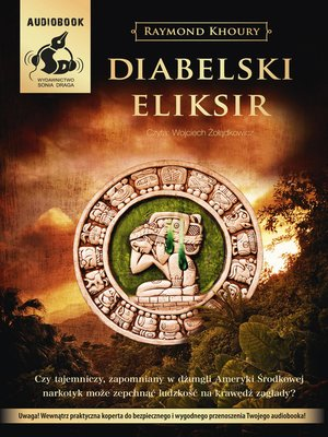 cover image of Diabelski eliksir