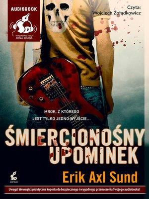 cover image of Śmiercionośny upominek
