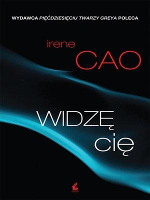 cover image of Widzę cię