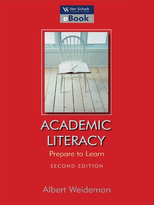 cover image of Academic Literacy