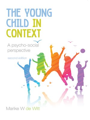 cover image of The Young Child in Context