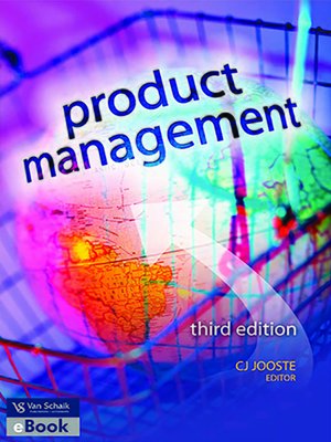 cover image of Product Management